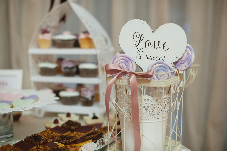 Fotografie de nunta candy bar