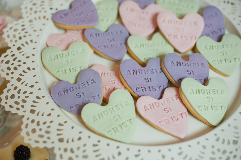 Fotografie de nunta candy bar tarte