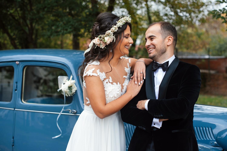Fotograf profesionist de nunta, nunta, fotograf profesionist, fotograf Bucuresti, fotograf de nunta, close-up mire si mireasa, portet mire si mireasa, mire si mireasa care zambesc, miri zambitori, miri veseli, miri fericiti